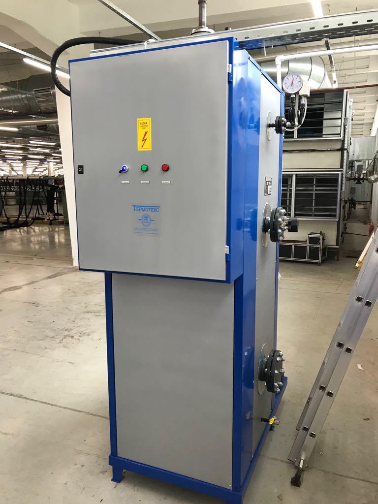 elektro parni kotlovi - generator pare